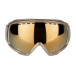 Bogner Snow Goggles Monochrome in Champagne Gold