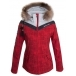 Hell Is For Heroes Hell Is For Heroes Sonntag Womens Ski Jacket in Red
