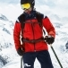 J. Lindeberg J.Lindeberg Harper Mens Ski Jacket in Racing Red