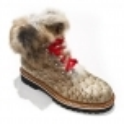 LA THUILE BOOTS La Thuile Freddo P Womens Winter Boot in Beige
