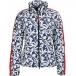 Bogner Danea D Womens Ski Jacket in Navy and Red