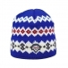 Steffner Are Mens Ski Hat In Blue