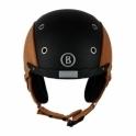 BOGNER Ski Helmet Bamboo In Black
