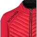 Bogner Maksim Mens Knitted Midlayer in Red