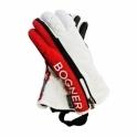 BOGNER Feli R-tex Womens Glove in Red and Black
