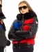 Rossignol JCC Drawi Down Womens Jacket in Multicolour