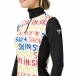 ROSSIGNOL JCC Bessi Sky Womens Baselayer Top in White