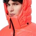BOGNER Lasse 4 Mens Jacket in Bright Orange
