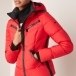 Goldbergh Alicia Womens Ski Jacket in Poppy Red