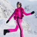 GOLDBERGH Foxy Saga Fur Gilet Wow Pink