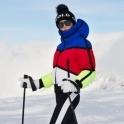 GOLDBERGH Mondriaan Ski Jacket Rainbow