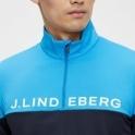 J LINDEBERG J.Lindeberg Dan Mid Layer in True Blue