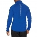 Armani EA7 Mens Half Zip Midlayer in Lapis Blue