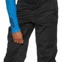 ARMANI EA7 Mens Tech Ski Pant in Black