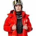 BOGNER Lora-D Ski Jacket in Red