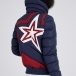 PERFECT MOMENT Super Star Ski Jacket in Navy