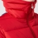 PERFECT MOMENT Super Star Ski Jacket in Red