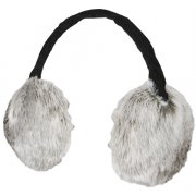 Barts Fur Earmuffs in Rabbit