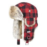 Barts Kamikaze Kids Ski Hat in Red