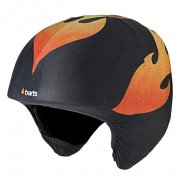 Barts Flame Helmet Cover