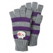 Rockstar Homeless Gloves Violet