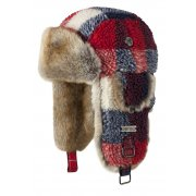 Barts Kamikaze Knitted Kids Ski Hat in Bordo
