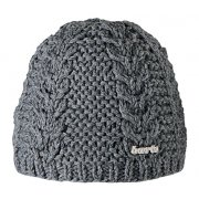 Barts Vera Beanie Kids Ski Hat in Dark Heather