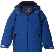 Ticket Mico Ski Jacket in Turkish Sea
