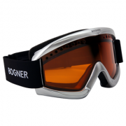 Bogner Snow Goggles Polarized in Silver