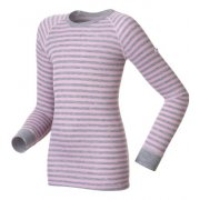 Oldo Warm Kid Longsleeve Ski Thermals Top in Winterrose