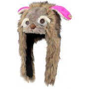 Barts Unak Earflap Ski Hat in Brown