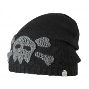 Barts Baddy Beanie Kids Ski Hat in Black