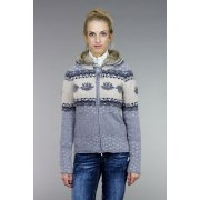 Bogner Suna Knitted Top in Grey