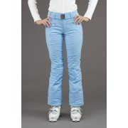 Bogner Luna Womens Fitted Ski Pant In Pale Blue