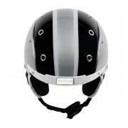 Bogner Ski Helmet Racing in Silver