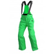 Descente Carve B Junior Ski Pant in Green