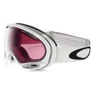 Oakley A Frame 2.0 Polished White with Prizm Rose