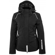 Armani EA7 'Fun on Piste' Womens Ski Jacket in Black
