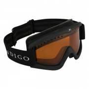 Indigo Snow Goggles Polarized Black