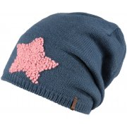 Barts Bliss Beanie Kids Ski Hat in Old Blue