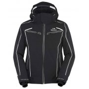 Eider Sapporo Mens Ski Jacket In Black