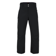 Peak Performance Maroon Mens Ski Pant In Black