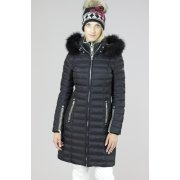 Bogner Lilia D Womens Winter Coat in Black