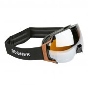 Bogner Snow Goggles Just B Bamboo in Black