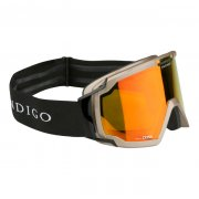 Indigo Snow Goggles Edge in New Gold