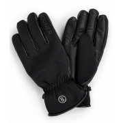 Bogner Jerry Unisex Ski Glove in Black