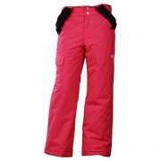 Descente Carve Junior Ski Pant in Azalea Pink
