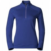 Odlo Jackson Hole 1/2 Zip Womens Midlayer in Indigo
