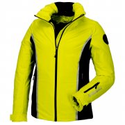 Napapijri Couvee Womens Ski Jacket in Flash Yellow