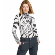 Bogner Beline Womens Baselayer in Black and White